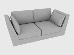 Sofa NOBU KANEPE (205x110xH82)