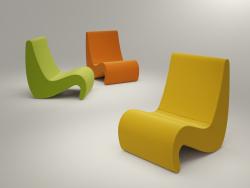 VITRA Amoebe sandalye