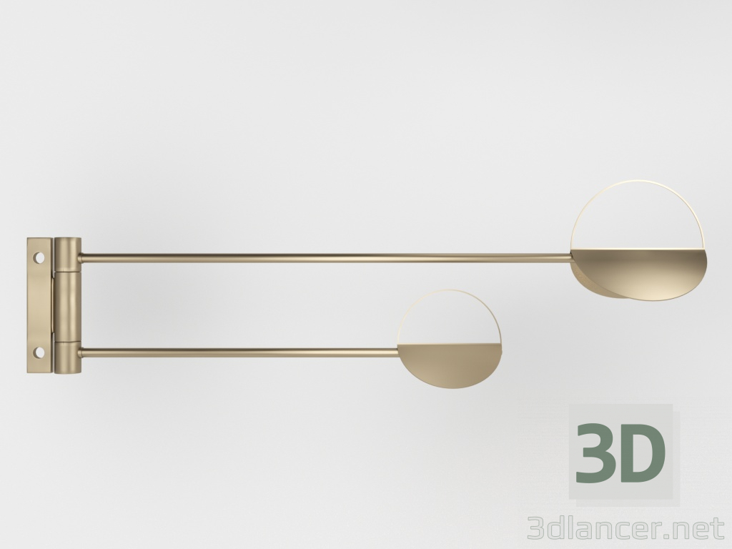 3d model Bolia Gold 41.5035 - preview