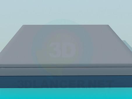modelo 3D Mesita de noche mesita - escuchar