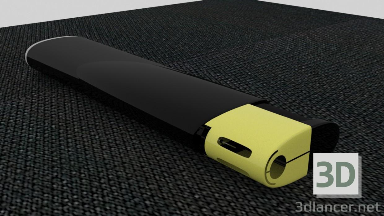 3d modeling Lighter model free download