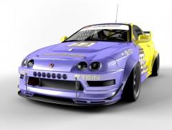 Acura एकीकरण प्रकार-R [2001-2002]