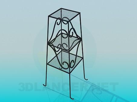 3D Modell Ad acta legen - Vorschau