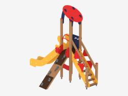 Complesso per giochi per bambini (1110)