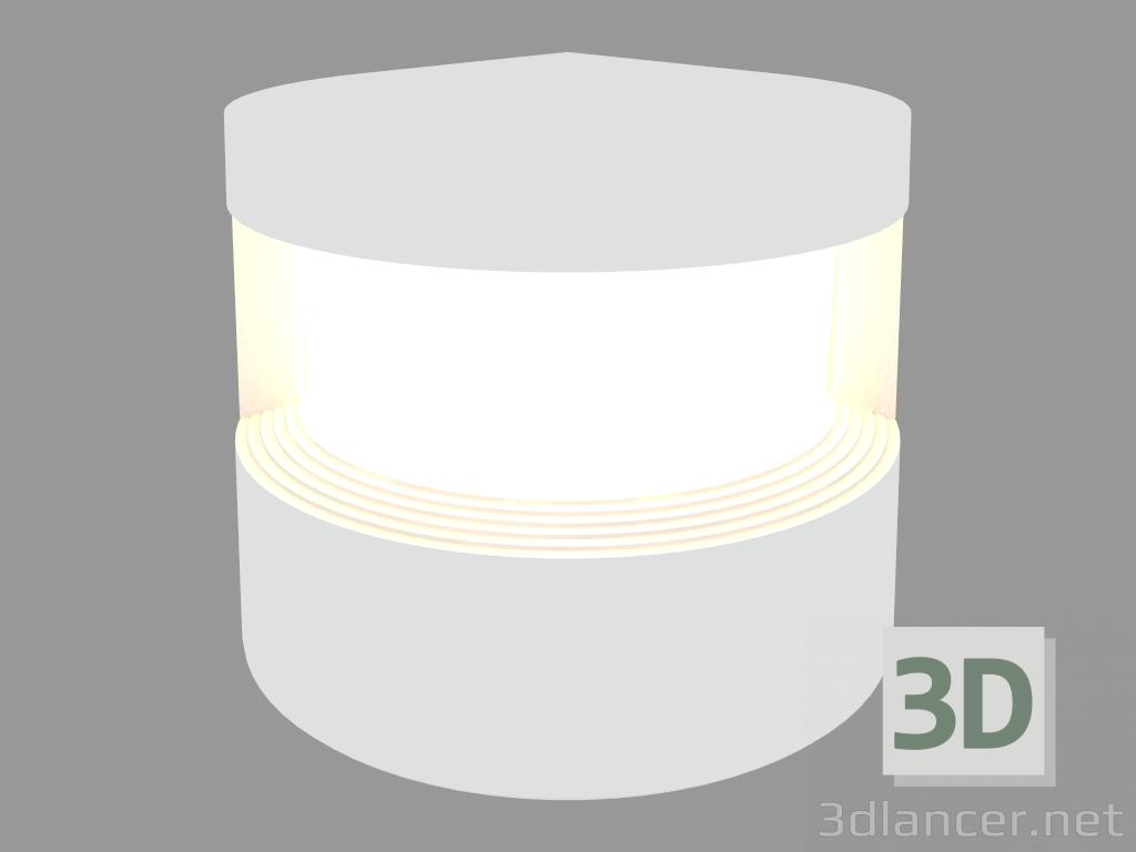 3 डी मॉडल पोस्ट लैंप REEF 180 ° (S5239) - पूर्वावलोकन