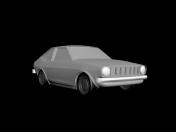 Toyota Starlet 1973