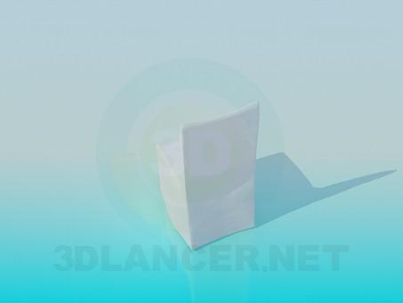 modelo 3D Presidente en caso - escuchar