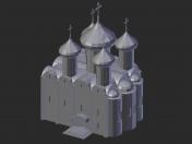 Vologda. Sophia Cathedral
