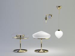 Ensemble de lampes IKEA