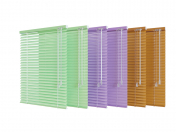 Horizontal blinds G-FORM