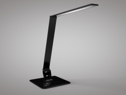 lampe de table modèle 3D Low-poly