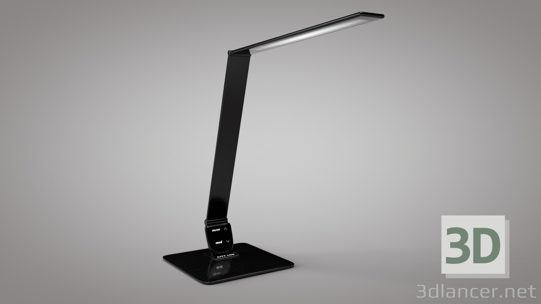 3d table lamp Low-poly 3D model model buy - render