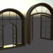 3d model Door and window - preview