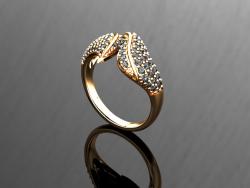 Pétales d'anneau
