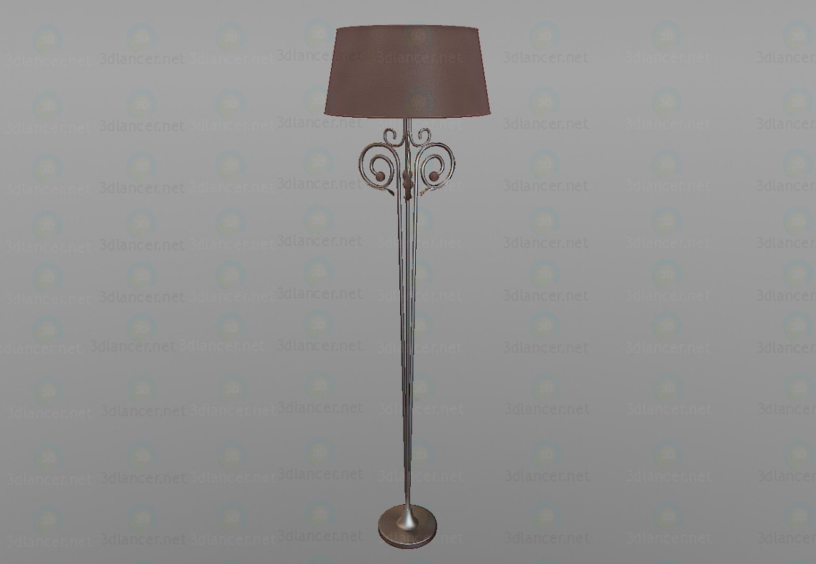 3d model Floor lamp Baga арт. 985 - preview
