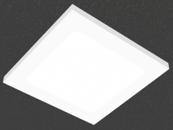 Montage LED-Panel (DL18451_3000-Weiß SQ)