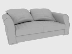 Sofa RUBENS FREE BACK SOFA (200x135xH75)