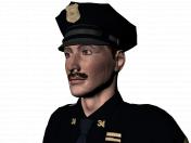 Henry a cop