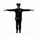 3d Henry a cop model buy - render