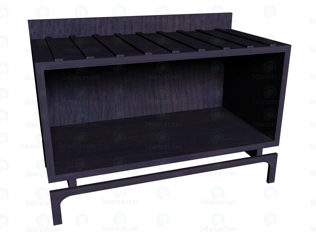 3d model Cupboard: VOX - preview