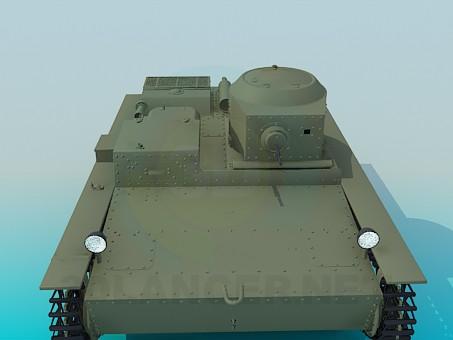 modelo 3D T-38 - escuchar