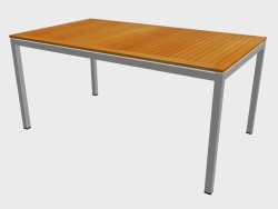Dining table Teak Top Dining Table 1270