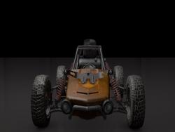 PUBG:buggy
