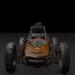 3d model PUBG: buggy - preview