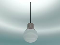 Pendant lamp Mass Light (NA5, Ø12.6cm, H 18.3cm, Copper)