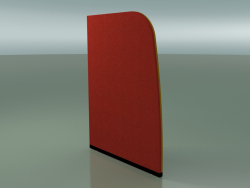 Panel with curved profile 6403 (132.5 x 94.5 cm, two-tone)