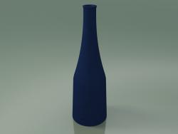 InOut Decorative Bottle (91, Blue Ceramic)