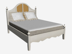 Double bed Yliof