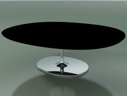 Table basse ovale 0636 (H 35 - 90x108 cm, F02, CRO)