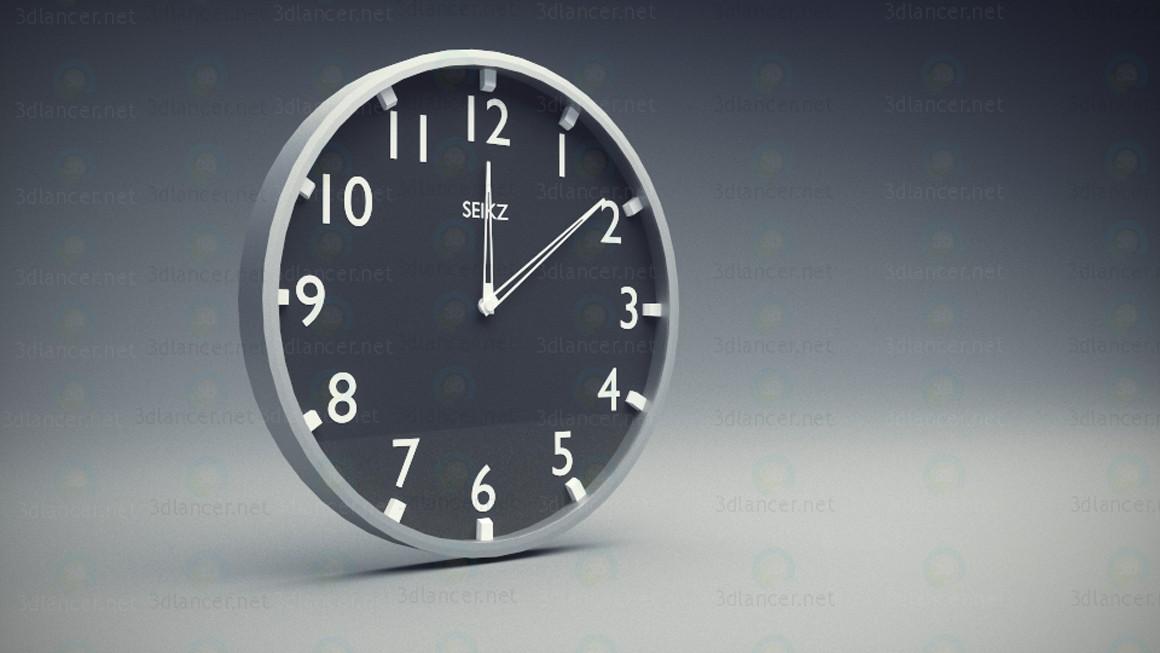 3d model Watch SEIKZ - preview