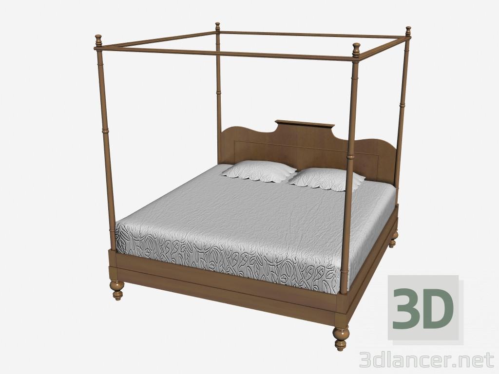 3d model Four-poster bed 907K,Grange max(2012), - Free