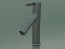 Single lever basin mixer 100 (Brushed Black Chrome 10001340)