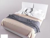 Bed SMA Mobili NAOMI