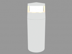 Post lamp REEF BOLLARD 180 ° (S5269)