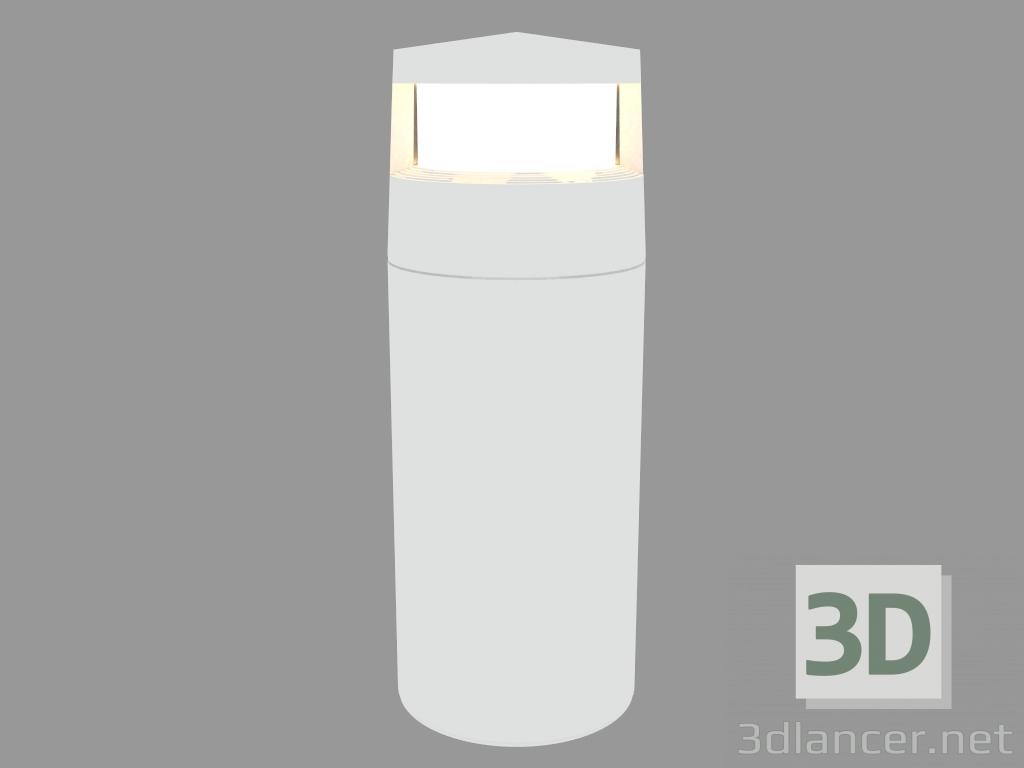3 डी मॉडल पोस्ट लैंप REEF BOLLARD 180 ° (S5269) - पूर्वावलोकन