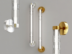 CRYSTAL TUBE WALL LIGHT