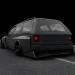 3d tuning passat b4 car model buy - render