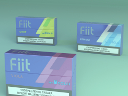 Packs of fiit sticks