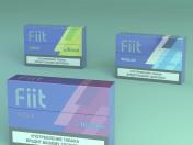 Packs of fiit sticks