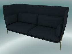 Sofa Sofa (LN7, 90x232 H 115cm, Bronzed legs, Sunniva 2 192)