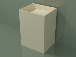 Lavatório de chão (03UN36301, Bone C39, L 60, P 50, H 85 cm)
