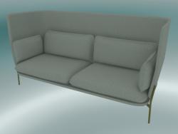 Sofa Sofa (LN7, 90x232 H 115cm, Bronzed legs, Sunniva 2 717)