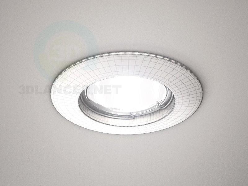 modelo 3D Punto luz DeLux HDL 16001 - escuchar