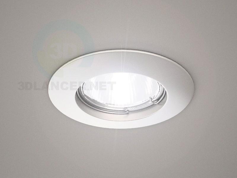 3d model cfl light DeLux HDL 16001 - preview