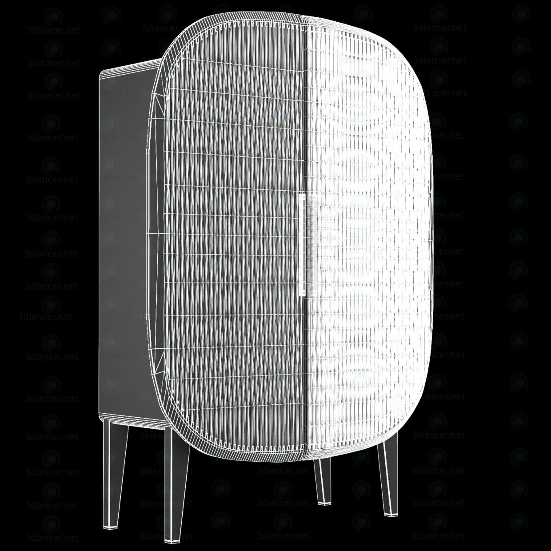 """3d ШКАФ """"СКАРАБЕЙ"""" (PATRICK NAGGAR) модель купить - ракурс"""