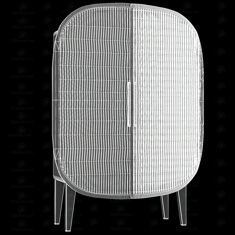 "3d CABINET ""Scarab"" (PATRICK NAGGAR) model buy - render"